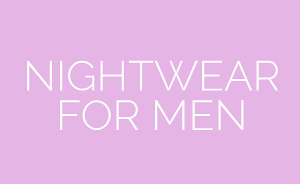 Nightwear for men